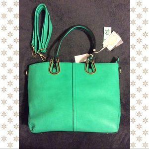Isabelle Handbags Mint Green Tote Bag Handbag👜💚